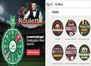 Casino Paf tiene 20 euros por bono de apuesta segura