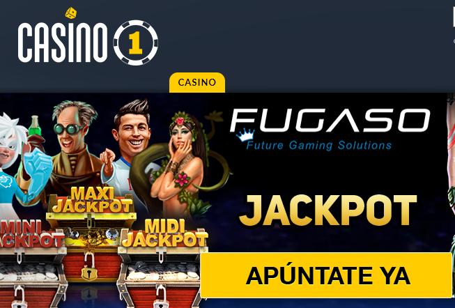 Bonos de giros gratis Casino 1